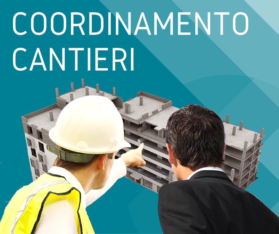 coordinamento sicurezza cantieri