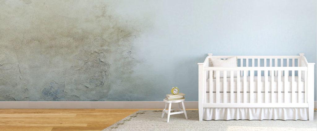 umidità in casa, umidità sui muri